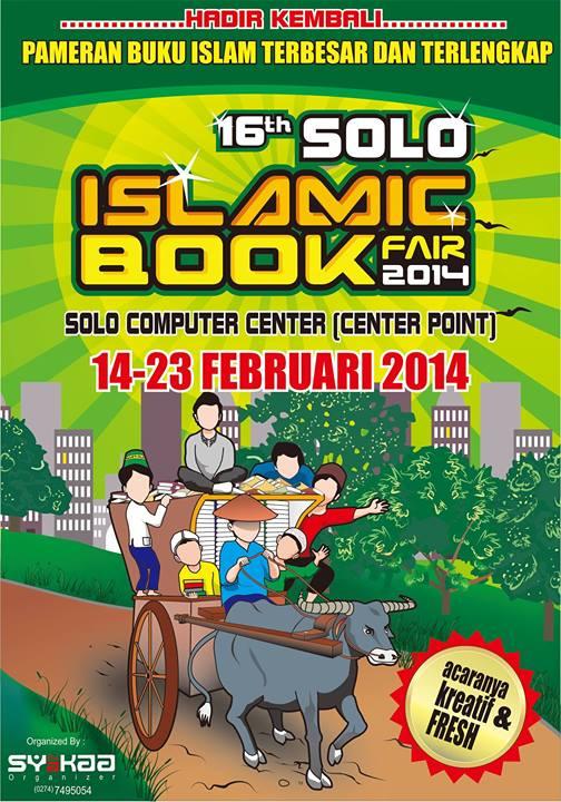 Islamic-Book-Fair-Ganti-Venue