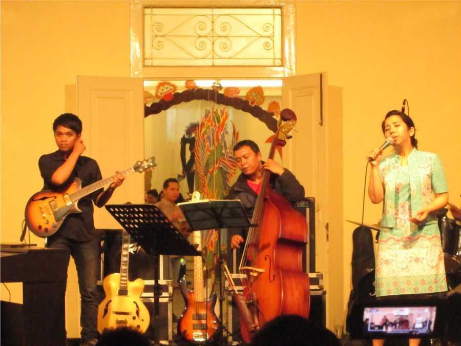 """Konsep """"Jazz untuk Semua"""" - Komunitas musik jazz Indonesia"""