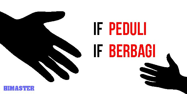 if-peduli-if-berbagi