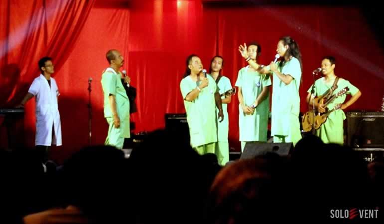konser pecas ndahe dan dodit mulyanto
