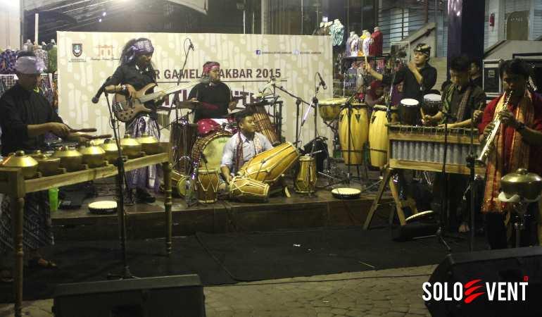 KEMLAKA TAMPIL DI PRE-EVENT KONSER GAMELAN AKBAR 2015_