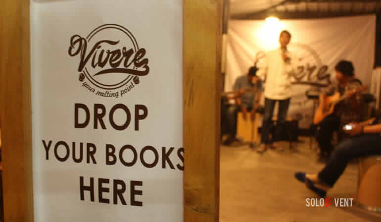 Launching vivere cafe 1