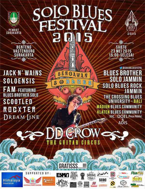 solo blues festival 2015 pamflet