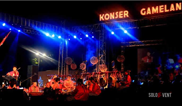 konser gamelan
