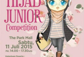 The Park - Hijab Junior Competition_