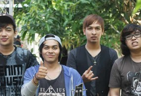 THE MONKEY CIRCUS KALAH DI PARADE BAND, MALAH JADI GUEST STAR-rev