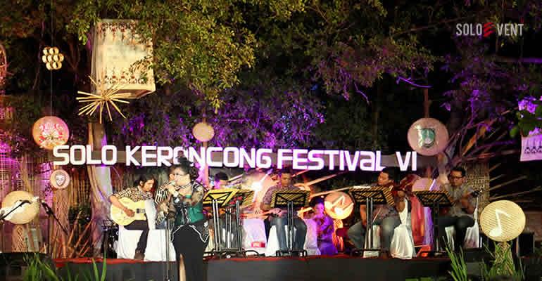 Bernuansa Maritim, Solo Keroncong Festival Ke VII Angkat Tema Keroncong Musik Nusantara