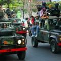 MERIAHKAN HUT KE-70 TNI, SOLO PARAGON MALL GELAR TNI MILITARY FESTIVAL