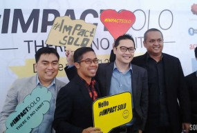 MENGINTIP 4 SOSOK PEMBICARA YOUNG ON TOP #IMPACTSOLO
