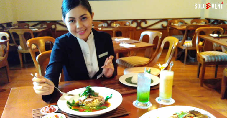 HIGHLIGHT MENU OF THE MONTH PERSEMBAHAN LORIN SOLO HOTEL