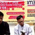 INDOSAT LUNCURKAN PROGRAM 1 JUZ GRATIS 12 GB