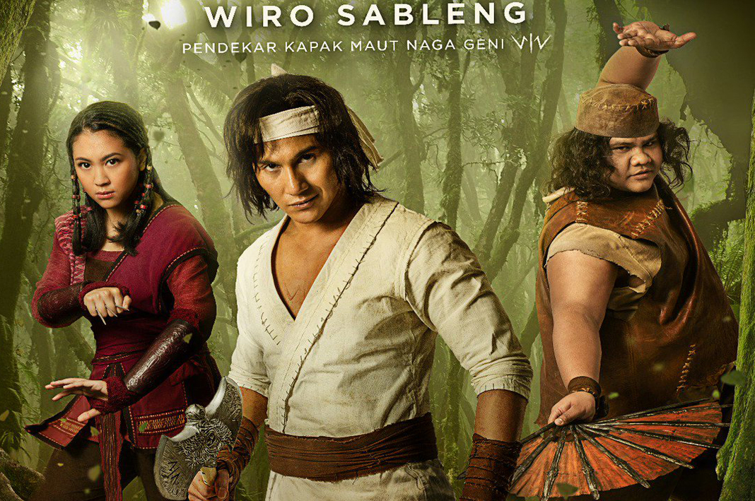 Film Wiro Sableng bakal dibikin trilogi