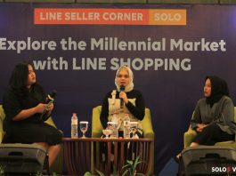 Line Shopping, Ladang Bisnisnya Anak-Anak Milenial